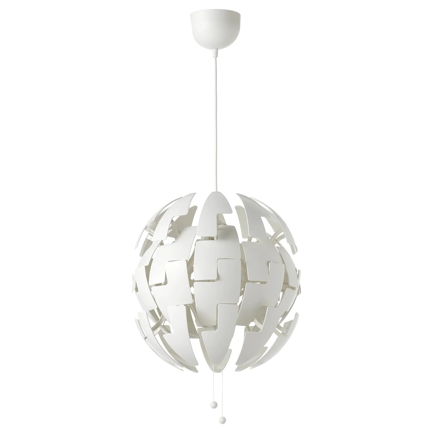 If you love crowds, there's a good chance you'd love visiting ikea on a saturday afternoon. Ikea Ps 2014 Lampada A Sospensione Bianco 35 Cm Ikea It
