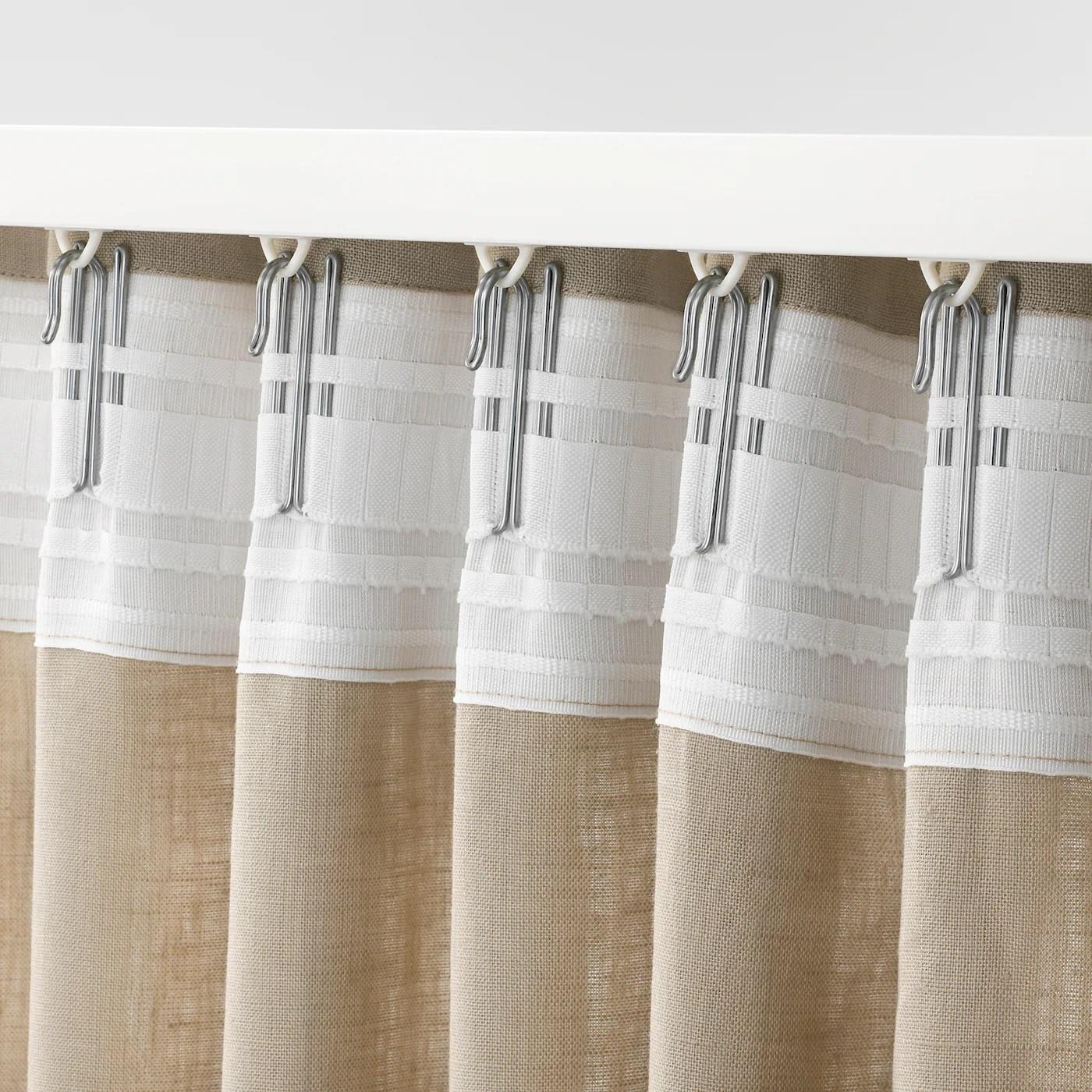 come scegliere le tende di casa giuste per l'inverno. Riktig Gancio Per Tende Ikea It