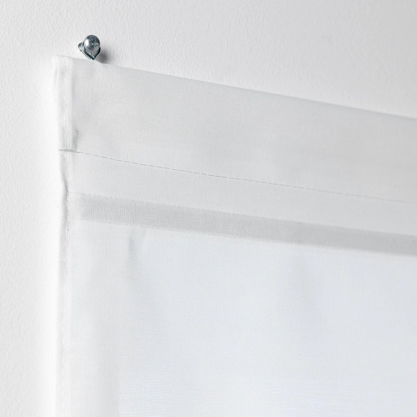 Ringblomma tenda a pacchetto, bianco, 100x160 cm la soluzione ideale per salvaguardare la tua privacy o evitare fastidiosi riflessi sulla tv e sullo schermo. Ringblomma Tenda A Pacchetto Bianco 100x160 Cm Ikea It