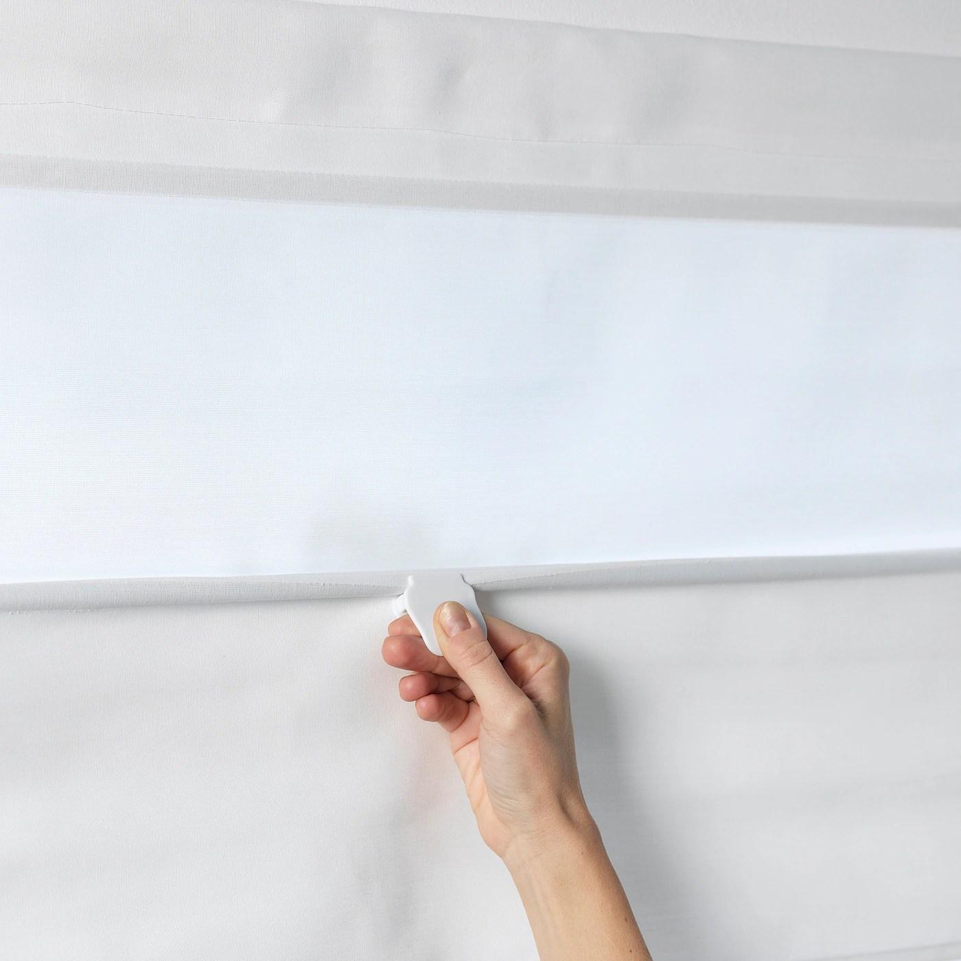 Spedizione gratuita su ordini idonei. Ringblomma Tenda A Pacchetto Bianco 100x160 Cm Ikea It