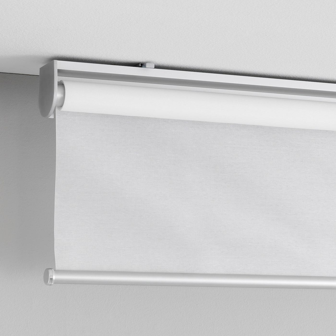 Tenda a rullo oscurante con comando a catenella misure e colori a scelta. Skogsklover Tenda A Rullo Bianco 60x195 Cm Ikea It