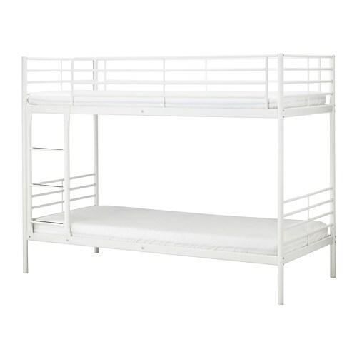Letto A Castello Bianco Ikea Design Per La Casa E Idee Per