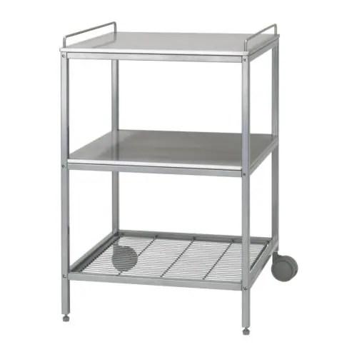 Mobili Lavelli Carrelli Acciaio Ikea