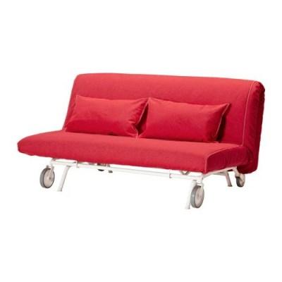 IKEA PS HÅVET 2人掛けソファベッド IKEA カバーを付け替えるだけで、手軽に模様替えが楽しめます 高反発フォームとラテックスを使用したマットレス。しなやかで体のラインにしっくりなじみます。耐久性に優れ、普段使いに最適です