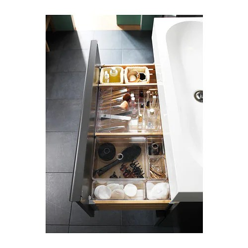 GODMORGON Doos met vakken IKEA Gratis 10 jaar garantie. Raadpleeg onze folder voor de garantievoorwaarden.