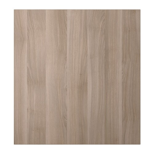 LAPPVIKEN Door Grey Stained Walnut Effect IKEA