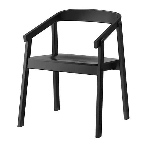 ESBJÖRN Stol IKEA Stolen är extra bekväm eftersom den har armstöd och en rundad rygg.