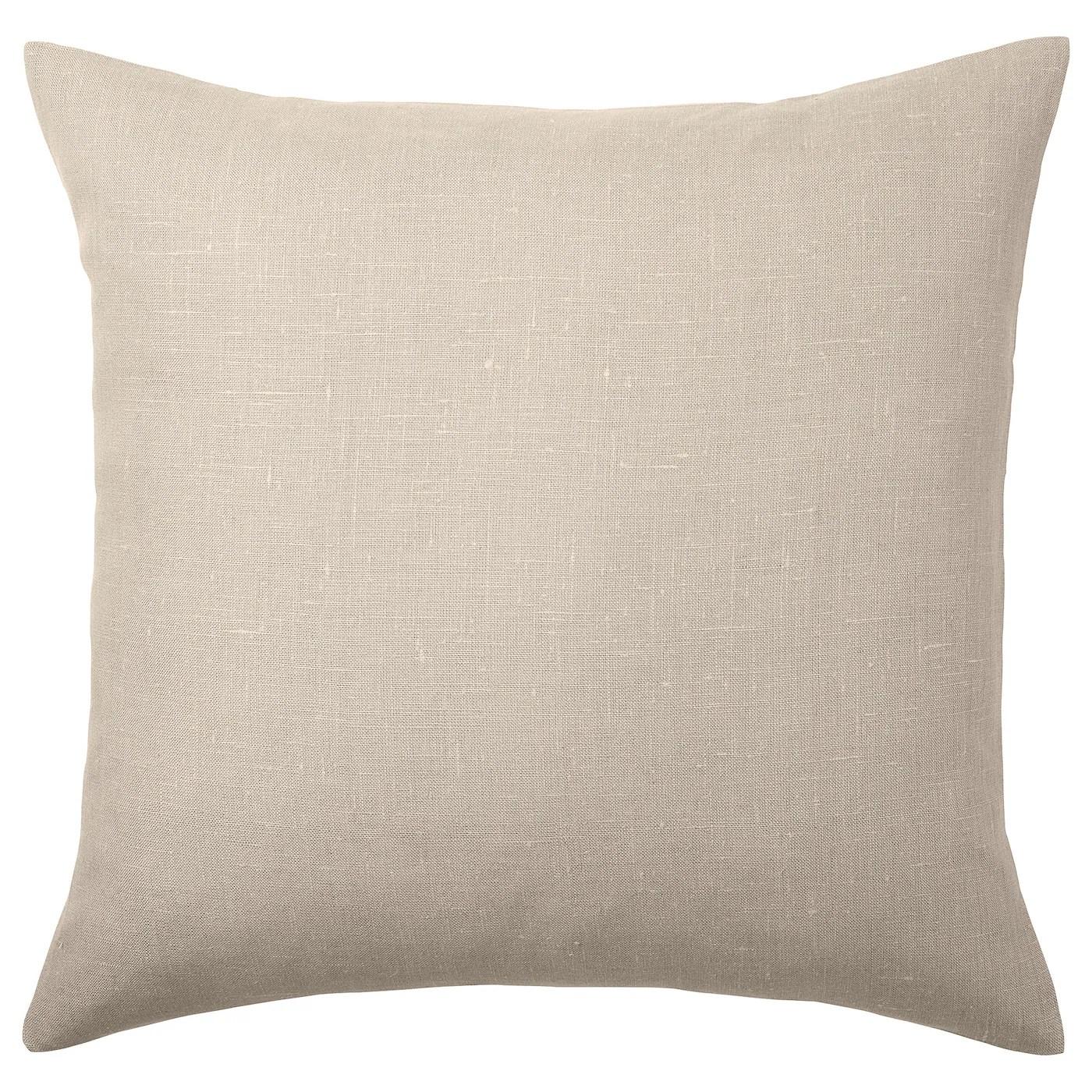aina cushion cover beige 20x20