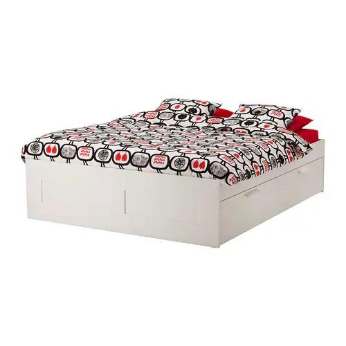 Tutorial Brimnes Bed Ikea