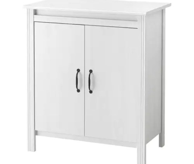 Brusali Cabinet With Doors Brusali