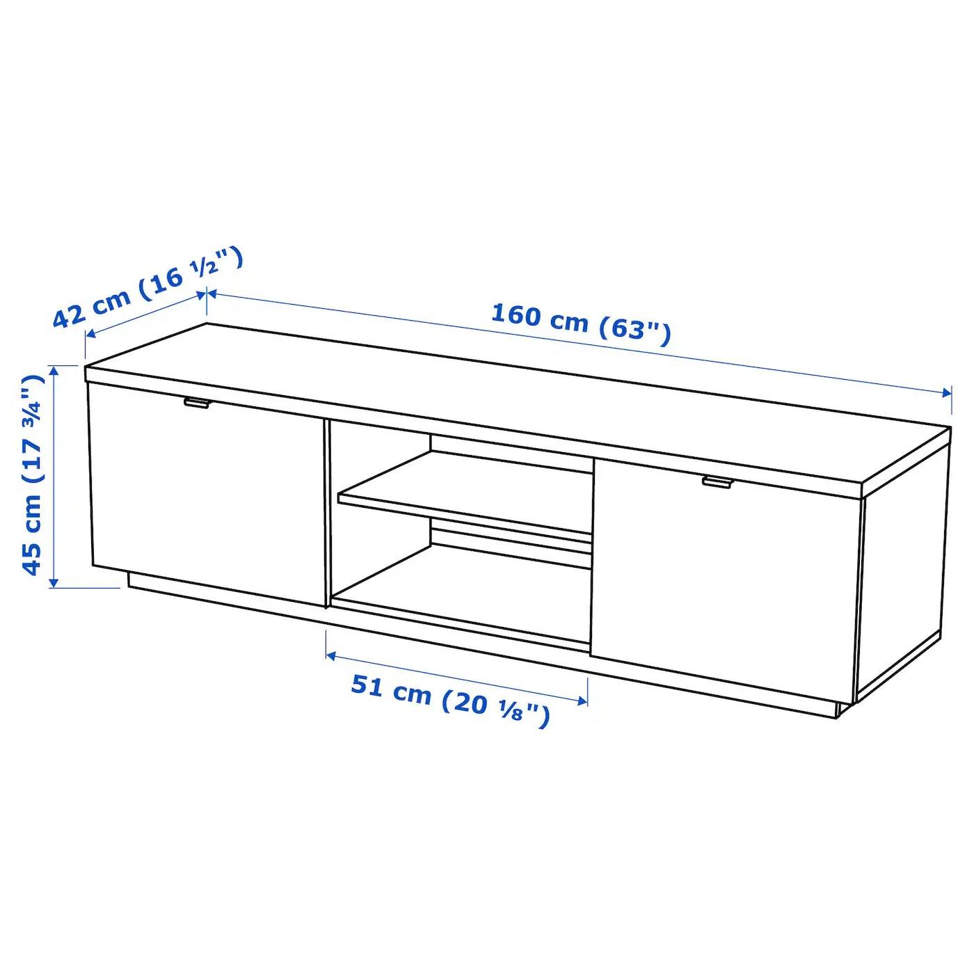 byas tv unit high gloss white 63x16 1 2x17 3 4