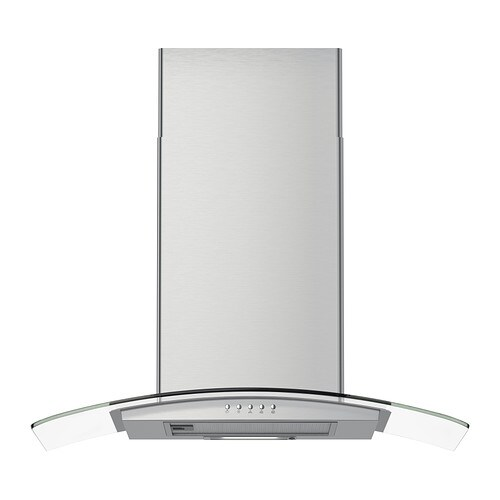 GODMODIG Wall mounted extractor hood IKEA 5-year Limited Warranty. Read about the terms in the Limited Warranty brochure.