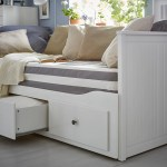 Hemnes Daybed Frame With 3 Drawers White Twin Ikea