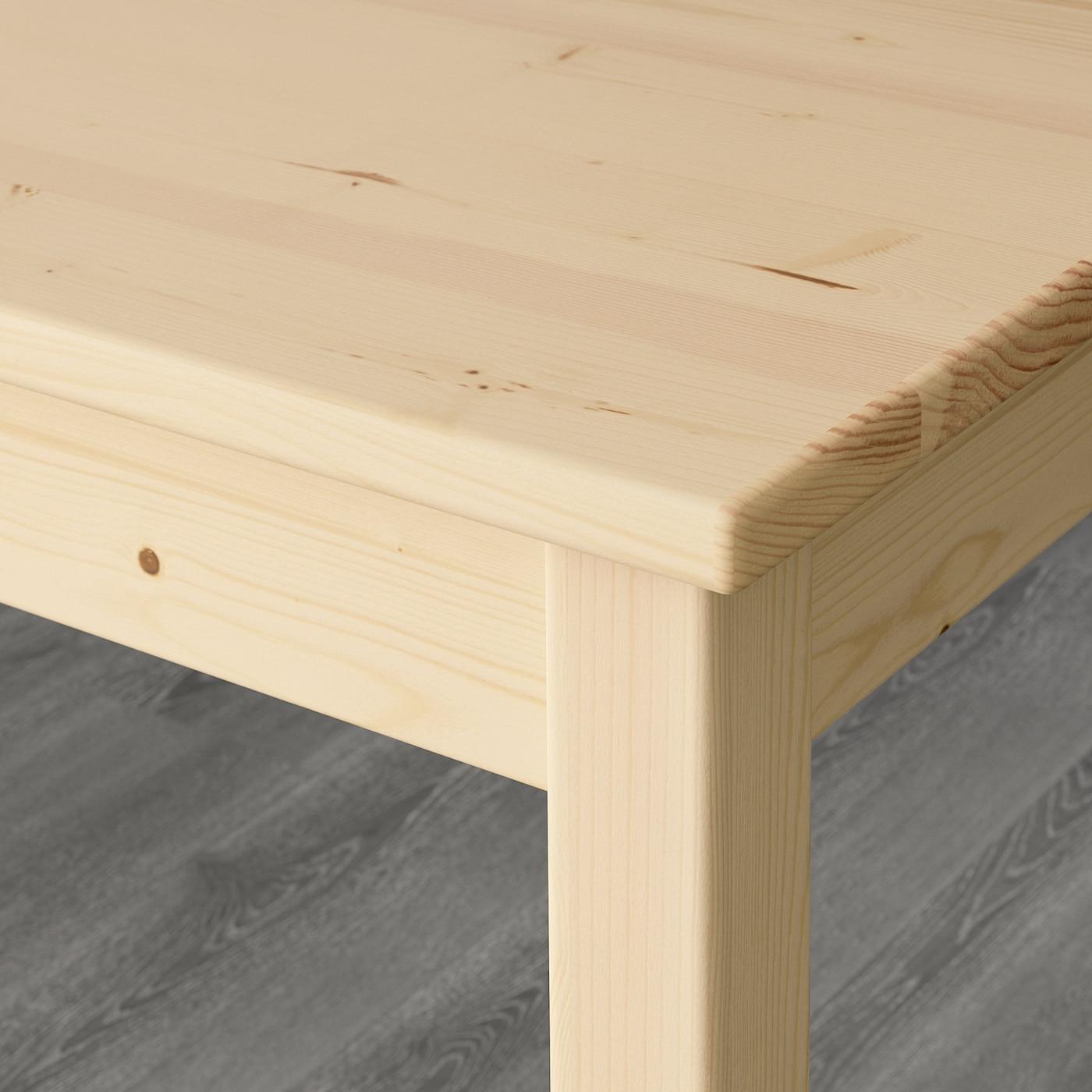 ingo table pine ikea