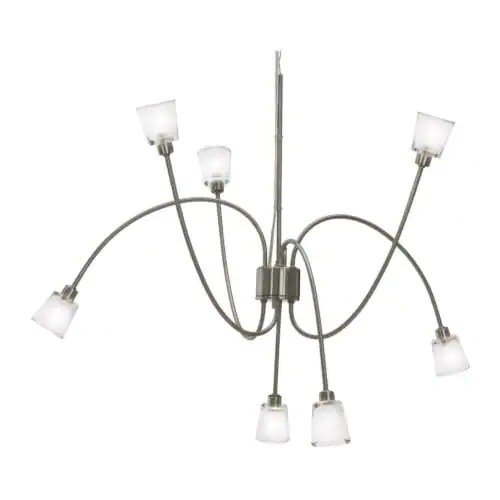 "KRYSSBO Pendant lamp white Max. height: 88 ½ "" Shade diameter: 2 ""  Max. height: 2 m 25 cm Shade diameter: 5 cm"