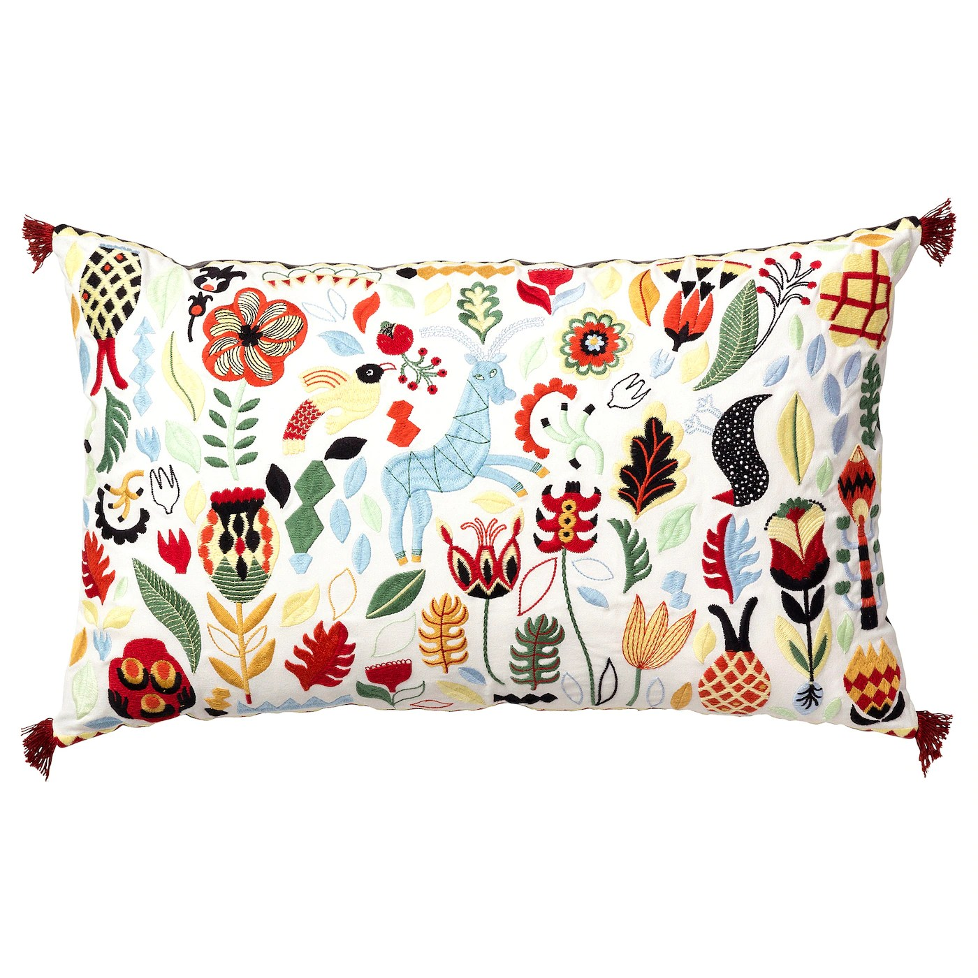 rodarv cushion multicolor 16x26