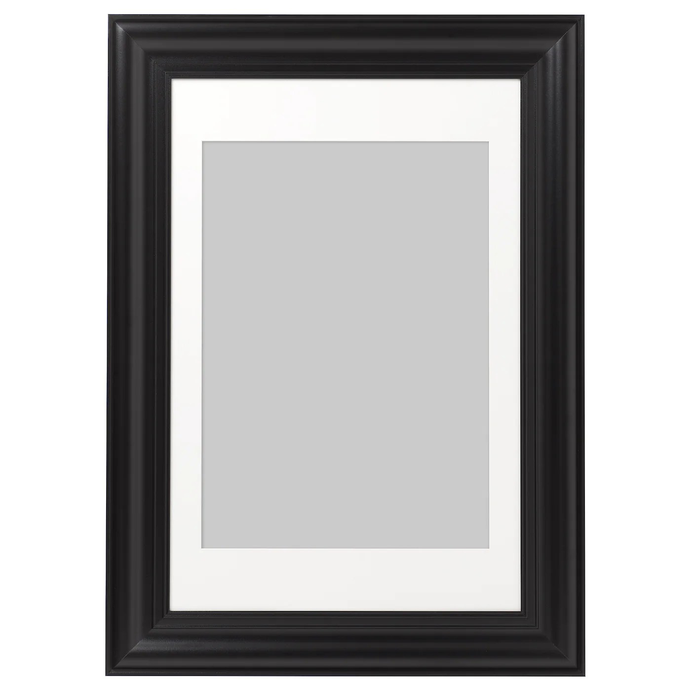 Skatteby Frame Black Picture Without Mat Width 24 Ikea