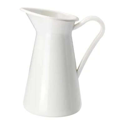 SOCKERÄRT Vase IKEA Can also be used as a pitcher. Approved for use with food.