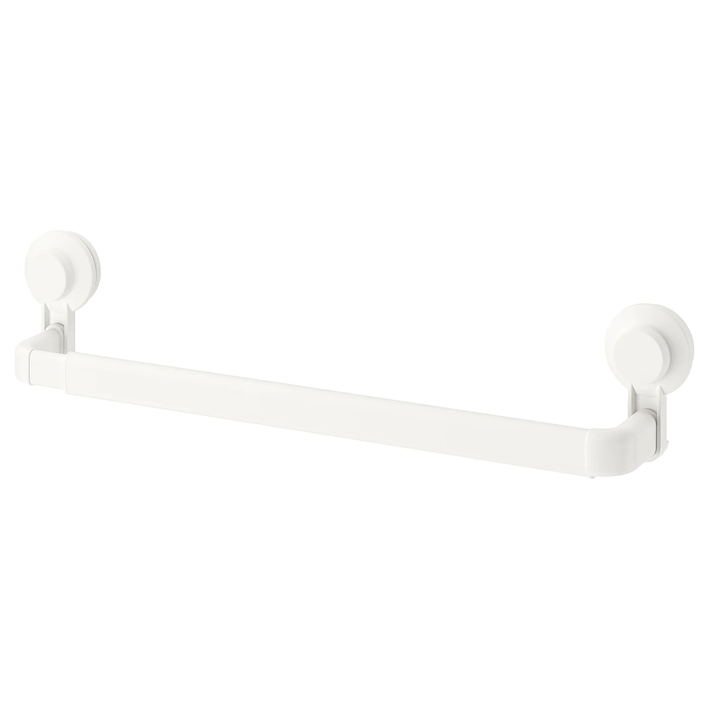 tisken towel rack with suction cup white
