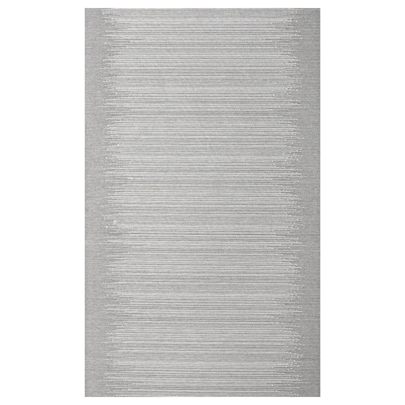vattenax panel curtain gray white 24x118