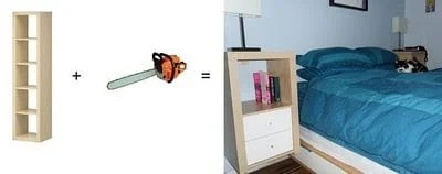 Cute Mandal Nightstand Hack