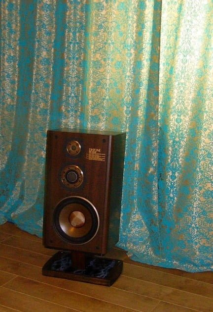 Speaker Stands For Vintage Diatone Speaker System IKEA