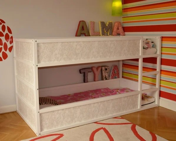 Spectacular Girly Kura bunk bed