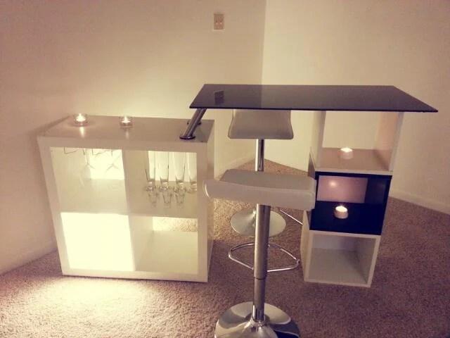 Craft Room Storage Cubes