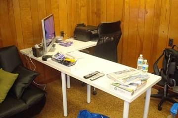 Vika Veine Convertible Computer Desk Ikea Hackers