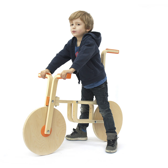 Amazing Draisienne u the Frosta bicycle