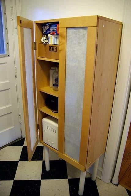 Kitchen Pantry From Scratch N Dent Cupboard IKEA Hackers IKEA Hackers