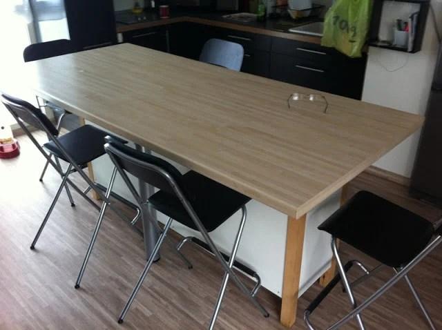 Ikea Kitchen Island Hack