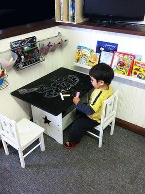 Popular Kid us art corner