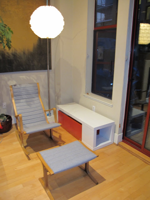 A Better Bench Featuring Malm And Lack Coffee Table IKEA