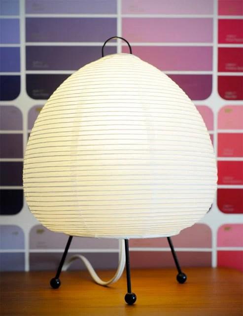 How To Make A Noguchi Inspired Mid Century Modern Lamp IKEA Hackers IKEA Hackers