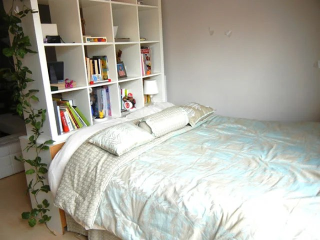 Superb How to Make a Storage Bed Using an Ikea Expedit Bookcase