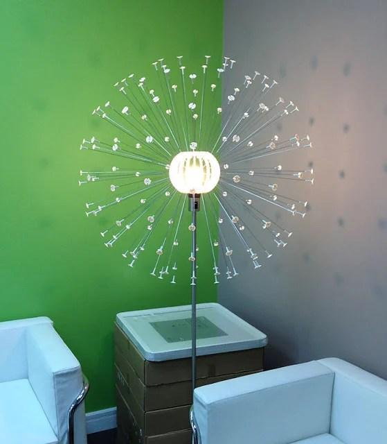 ps maskros floor lamp ikea hackers. Black Bedroom Furniture Sets. Home Design Ideas