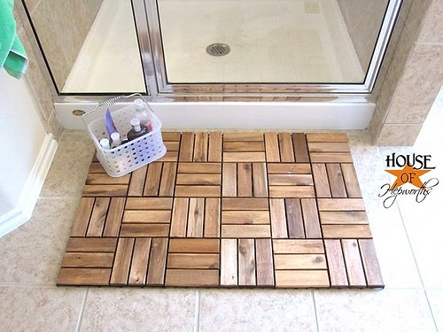 spa bath mat from ikea outdoor decking