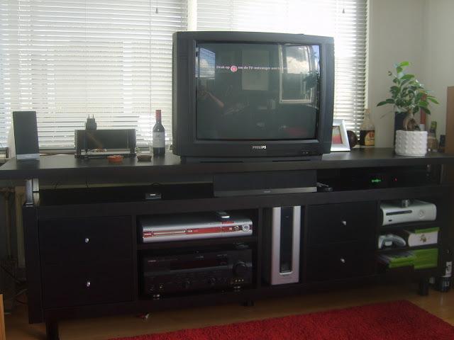 Expedit Tv Furniture Ikea Hackers