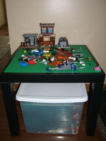Lack Lego Table Ikea Hackers
