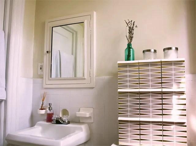 Rad RETUR Bathroom Cabinet