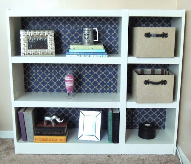 Billy Bookcase Face Lift