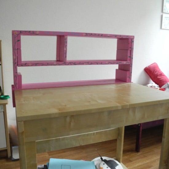 Inspirational A rack on a Laiva desk