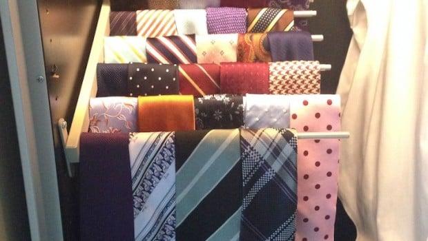 Pax Tie Rack From Komplement Pants Hangers Ikea Hackers