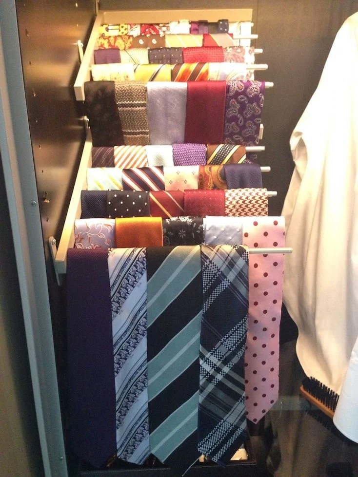 Pax Tie Rack From Komplement Pants Hangers Ikea Hackers