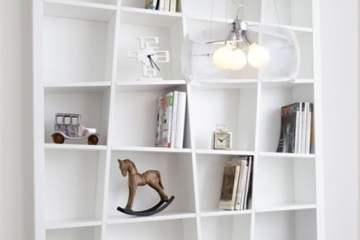How Does Hacker Kitchen Shelf Fix To Wall