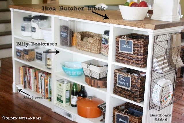 Credenza Billy Ikea : Latest hacks page of ikea hackers