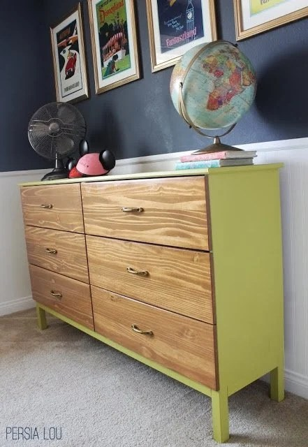 Tarva To Midcentury Modern Dresser Ikea Hackers