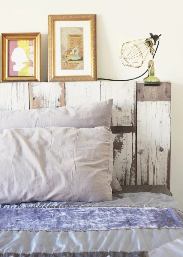 Cool Easy makeover for the Brimnes bed