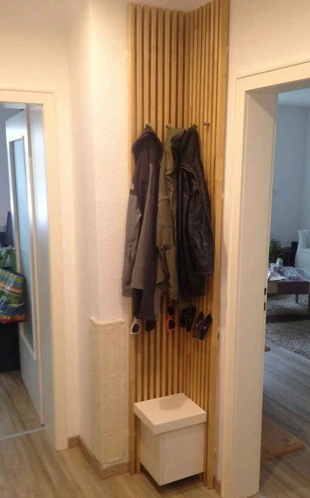 Mandal Headboard To Wardrobe Conversion Ikea Hackers